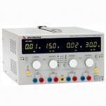 АТН-4233 - четырехканальный источник питания постоянного напряжения и тока. два регулируемых канала 0-30 В/0-3 А