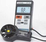 АТТ-1003 - крыльчатый анемометр-адаптер с выносным датчиком,   для измерения скорости потока воздуха (0,8-25 м/с)