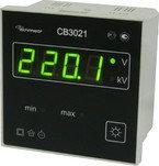СВ3021-100 - вольтметр цифровой щитовой