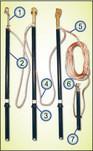 ЗПЛ-Техношанс-15-01 (50) (комплектация 1) - заземление переносное линейное