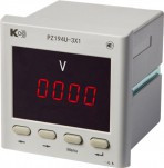 PZ194U-3X1 - вольтметр 1-канальный