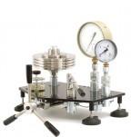 МП-600 (кл.т. 0,05) - манометр грузопоршневой с классом точности 0,05