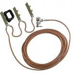 ЗПП-1Н - заземление переносное подстанционное с втычными ножами