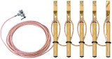 ЗПЛ-1-5/5-70 - заземление переносное линейное (фазный зажим комбинированного типа)