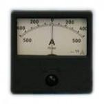 ЭА2231 кл.1,5 - амперметр щитовой аналоговый постоянного тока
