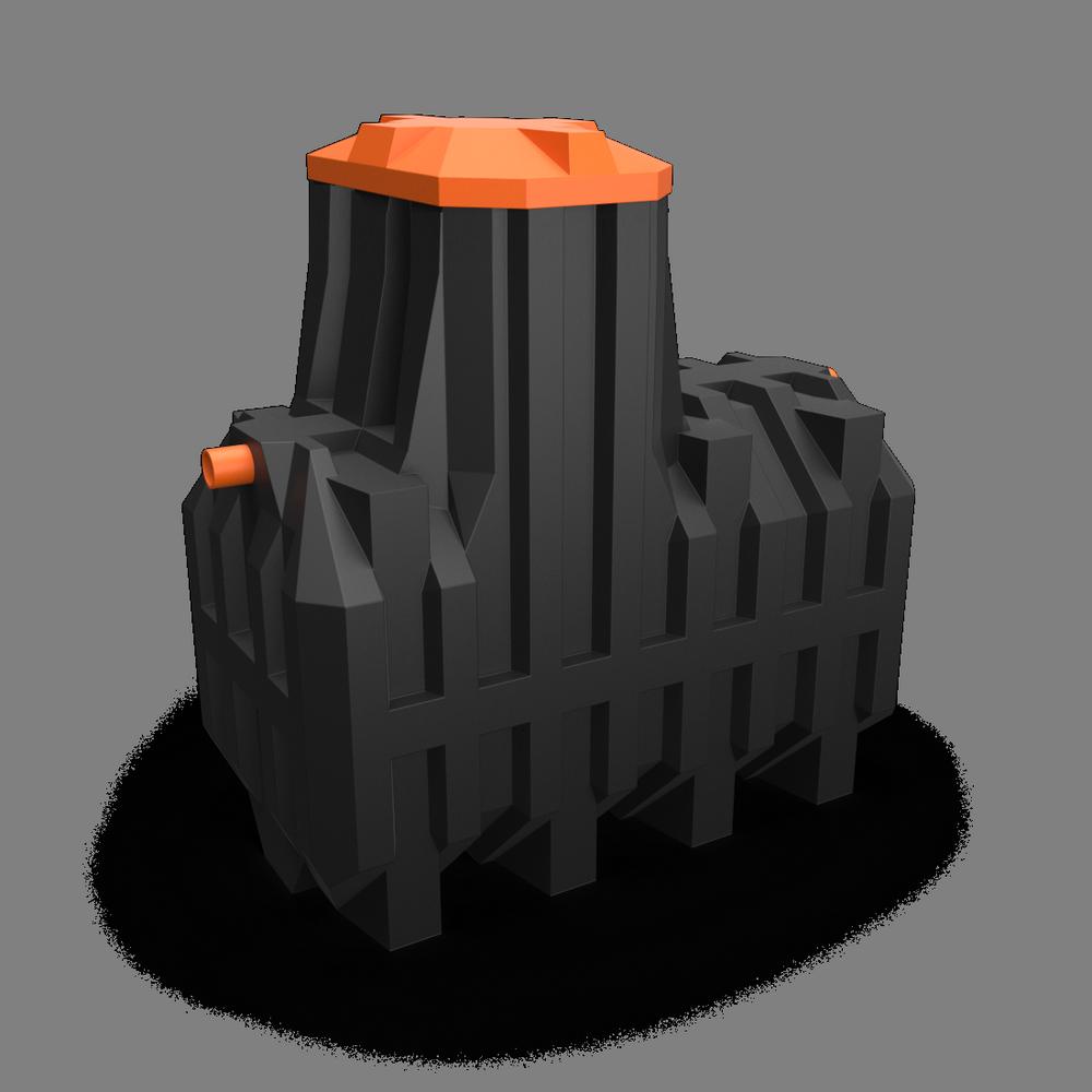 Автономная канализация ERGOBOX 8 PR