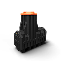 Автономная канализация ERGOBOX 3 PR