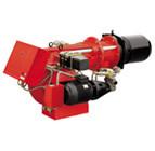 Двухтопливные двухступенчатые прогрессивные или модуляционные горелки серии GI/EMME