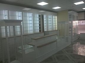 """Изготовление торгового оборудования для сети аптек """"Эвкалипт"""" с системой самообслуживания 18"""