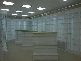 """Изготовление торгового оборудования для сети аптек """"Эвкалипт"""" с системой самообслуживания 7"""