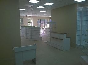 """Изготовление торгового оборудования для сети аптек """"Эвкалипт"""" с системой самообслуживания 8"""