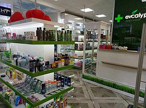 """Изготовление торгового оборудования для сети аптек """"Эвкалипт"""" с системой самообслуживания 2"""