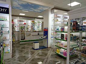 """Изготовление торгового оборудования для сети аптек """"Эвкалипт"""" с системой самообслуживания 3"""