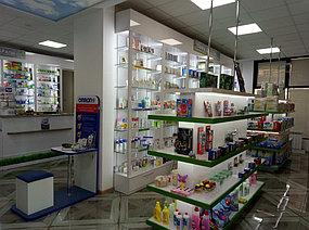 """Изготовление торгового оборудования для сети аптек """"Эвкалипт"""" с системой самообслуживания 4"""