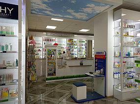 """Изготовление торгового оборудования для сети аптек """"Эвкалипт"""" с системой самообслуживания 5"""