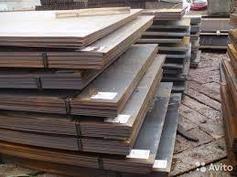 Листы из конструкционной низколегированной стали - 09Г2С, 17Г1С, 10ХСНД, 15ХСНД, 16ГС