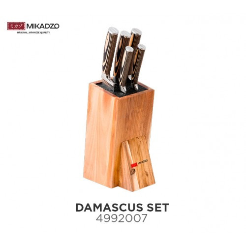 НАБОР ЯПОНСКИХ MIKADZO DAMASCUS-SET  (4992007)