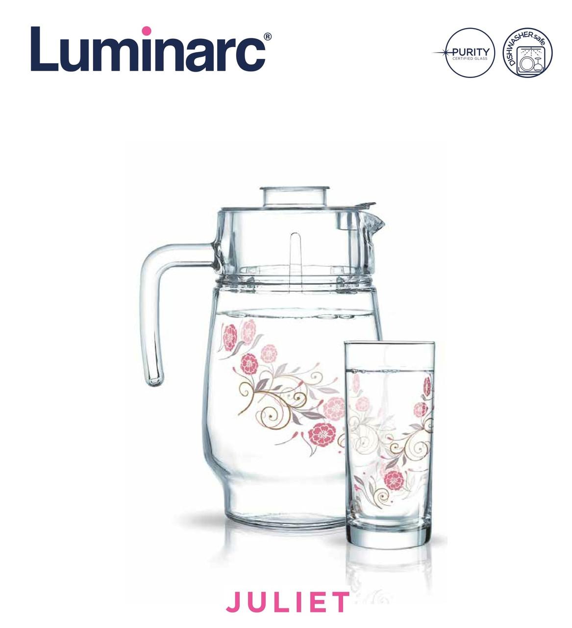 Набор питьевой Luminarc Amsterdam Juliet (7 пр.)