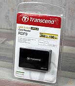 Кардридер мульти Transcend RDF9K USB 3.1 260MB/s