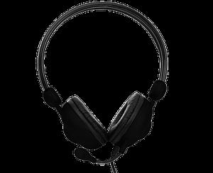 Наушники с микрофоном Crown CMH-942 Black