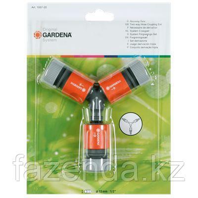 Коннектор к-т 1/2 Gardena