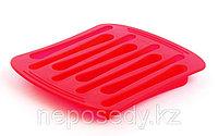 Форма Mastrad для льда ложки 14 см, малиновая - на картоне F00104. Алматы