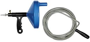 Инструменты для прочистки труб