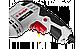"""(ЗД-420ЭРМ2) Дрель ЗУБР """"МАСТЕР"""" реверсивная, ключевой патрон, 10мм, 420Вт, фото 4"""