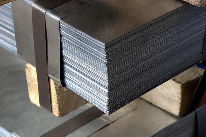 Лист 4х1000/1250х2000/2500 ст.09Г2С, фото 2