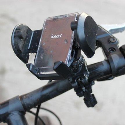 Держатель телефона на велосипед iPega, фото 2