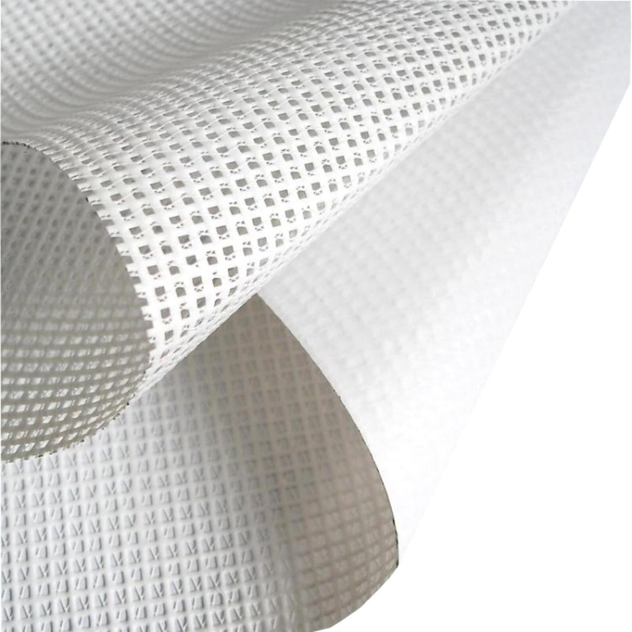 "Баннерная ткань ""Сетка"" с подложкой (350гр) 3,2м х50м"