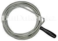 Трос для прочистки труб D-6 мм, 5 метров СИБРТЕХ 92462 (002)