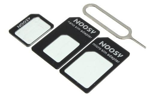 Адаптеры Noosy для Sim 4 в 1 - фото 1