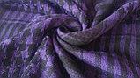 Арафатка (черно-фиолетовая), фото 2