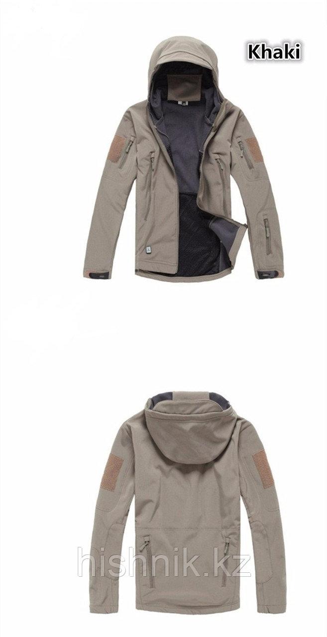 Куртка Soft Shell KHAKI