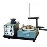 ТВО - аппарат для определения температуры вспышки в открытом тигле