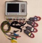 ЭРИС-КЭ.04 - переносной прибор для контроля показателей качества электроэнергии (регистратор)