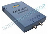 АКИП-4109 - цифровой запоминающий USB-осциллограф