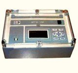 ИТА-1М - прибор контроля качества твердой изоляции электроустановок по измеренной динамике токов абсорбции