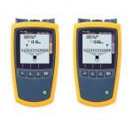 Fluke MultiFiber Pro - измеритель оптической мощности и комплекты для тестирования оптоволокна