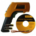 Fluke 566 - инфракрасный и контактный термометр