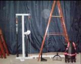 СМИ-1 - cтенд механических испытаний лестниц, поясов, когтей, лазов
