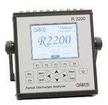 R2200 - многоканальный переносной прибор регистрации и анализа сигналов частичных разрядов в изоляции