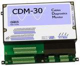 CDM-30 - система мониторинга состояния и диагностики дефектов изоляции 30 кабельных линий