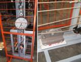 С-20 - стенд механических испытаний принадлежностей для ведения работ на высоте