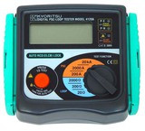 KEW 4120A - измеритель сопротивления фаза-ноль и тока короткого замыкания