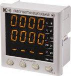 PD194PQ-2V4T-A1 - многофункциональный цифровой электроизмерительный прибор (одностраничная модификация, повышенной точности)