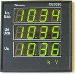 CE3020/4 - устройства индикации цифровые