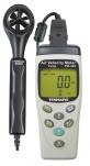 TM-402 - многофункциональный  анемометр