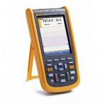 Fluke 125B - промышленный портативный осциллограф (40 МГц)